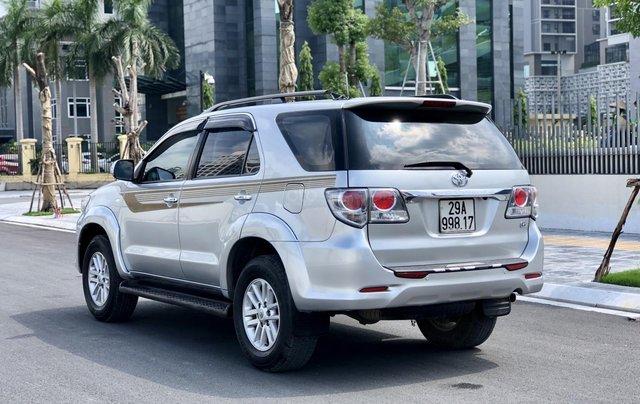 Bán Toyota Fortuner năm sản xuất 2013, giá cạnh tranh4