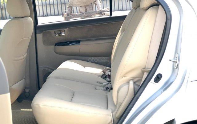 Bán Toyota Fortuner năm sản xuất 2013, giá cạnh tranh8