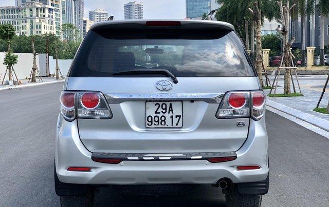 Bán Toyota Fortuner năm sản xuất 2013, giá cạnh tranh13