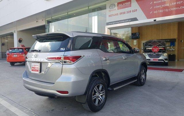 Cần. Bán xe Toyota Fortuner 2.4G diesel MT 2017 bạc, BS đẹp HCM - Xe chất giá tốt chính hãng4