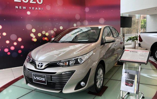 Cần bán gấp Toyota Vios năm sản xuất 20181