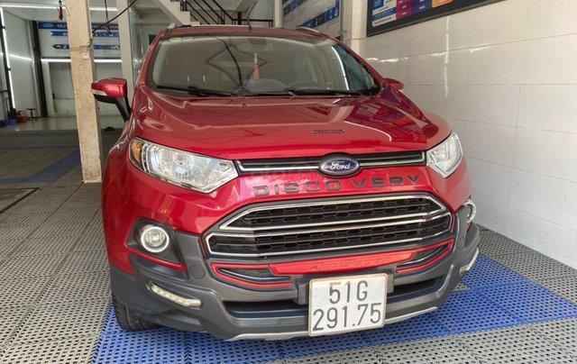 Bán Ford EcoSport Titanium 1.5l đời 2017, 1 chủ biển Sài Gòn2