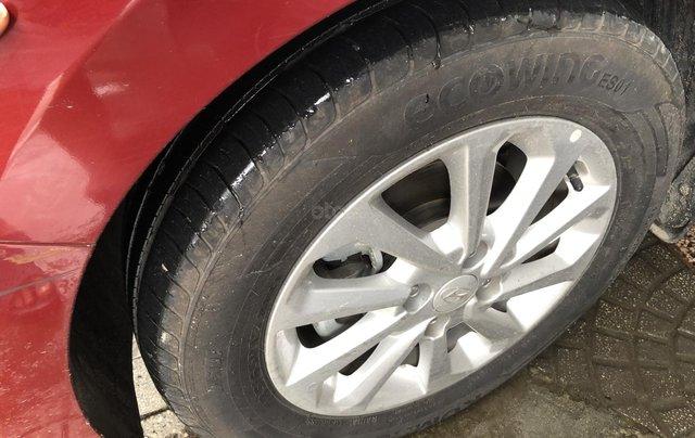 Bán Hyundai Accent tự động tiêu chuẩn, màu đỏ, sản xuất 20192