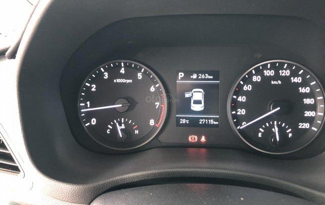 Bán Hyundai Accent tự động tiêu chuẩn, màu đỏ, sản xuất 20197