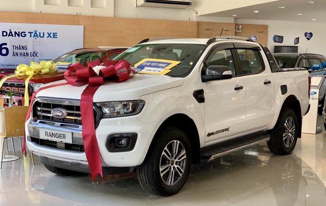 [Siêu khuyến mãi] Ford Ranger 2020 giảm thuế trước bạ, giá tốt nhất miền Bắc, chỉ cần 160 triệu lấy xe, đủ màu giao ngay0