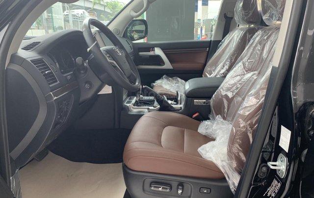 Bán Toyota Land Cruiser VXS sản xuất 2020 màu đen, xe nhập khẩu mới 100%5