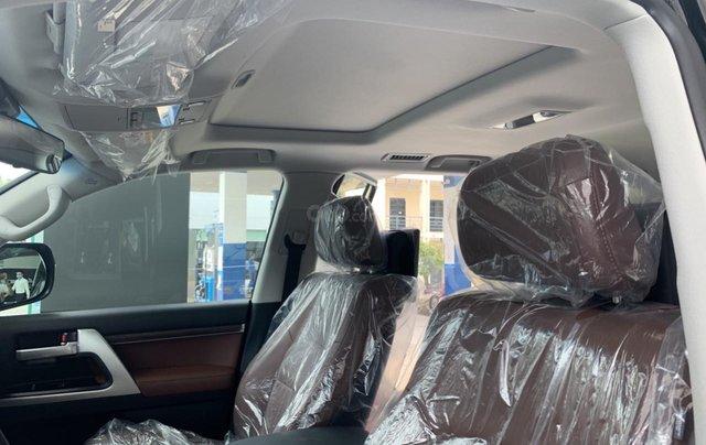 Bán Toyota Land Cruiser VXS sản xuất 2020 màu đen, xe nhập khẩu mới 100%8