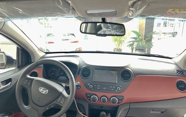 Hyundai Grand I10 Sedan 2020, màu trắng3
