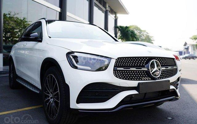Mercedes-Benz GLC 300 2020 chính hãng, giá khuyến mại tốt nhất, giảm 50% thuế trước bạ0