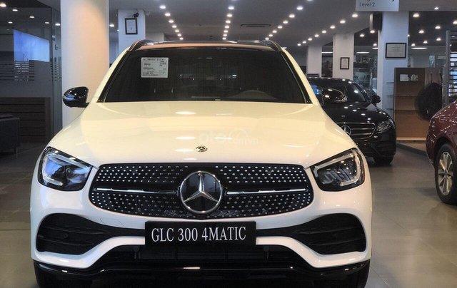 Mercedes-Benz GLC 300 2020 chính hãng, giá khuyến mại tốt nhất, giảm 50% thuế trước bạ1
