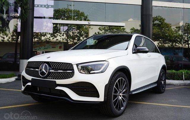 Mercedes-Benz GLC 300 2020 chính hãng, giá khuyến mại tốt nhất, giảm 50% thuế trước bạ2