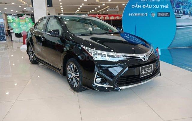 Cần bán Toyota Corolla Altis đời 2020 chỉ 733 triệu tặng kèm 2 năm BHVC cùng nhiều ưu đãi, hỗ trợ góp 85%0