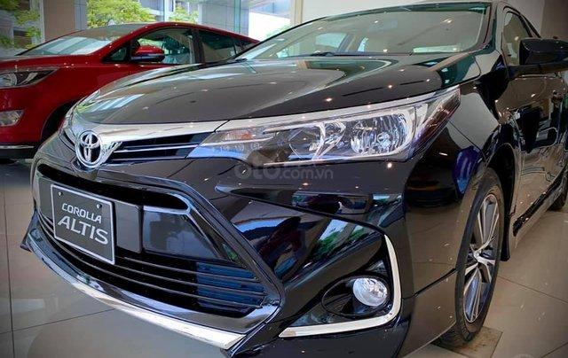 Cần bán Toyota Corolla Altis đời 2020 chỉ 733 triệu tặng kèm 2 năm BHVC cùng nhiều ưu đãi, hỗ trợ góp 85%2