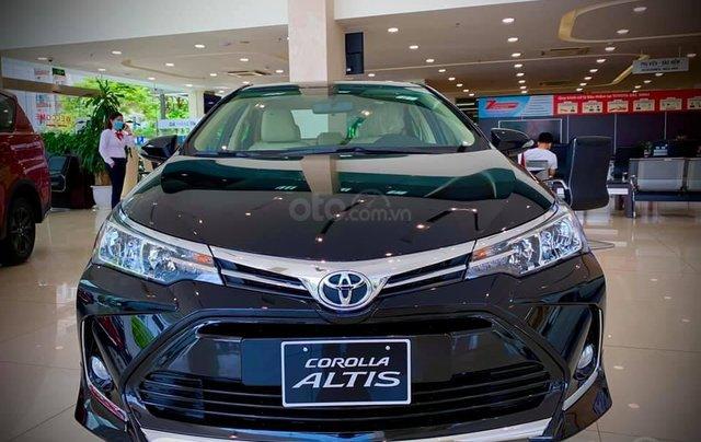 Cần bán Toyota Corolla Altis đời 2020 chỉ 733 triệu tặng kèm 2 năm BHVC cùng nhiều ưu đãi, hỗ trợ góp 85%1