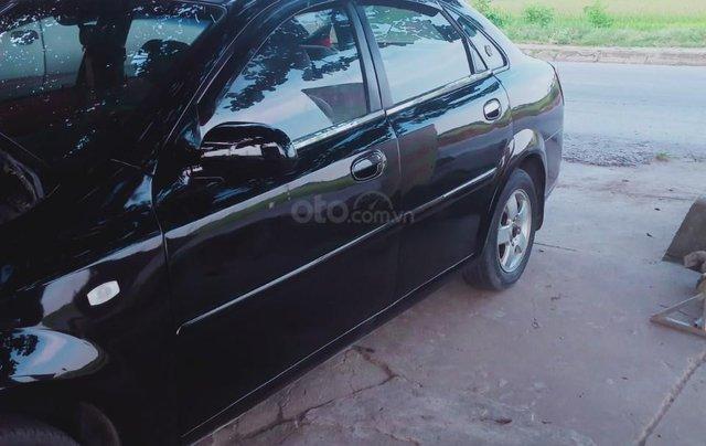 Bán Daewoo Lacetti đời 2005, màu đen, xe chính chủ sử dụng6