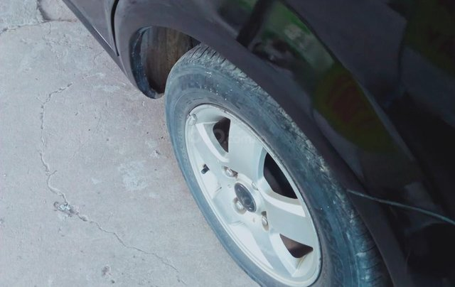 Bán Daewoo Lacetti đời 2005, màu đen, xe chính chủ sử dụng7