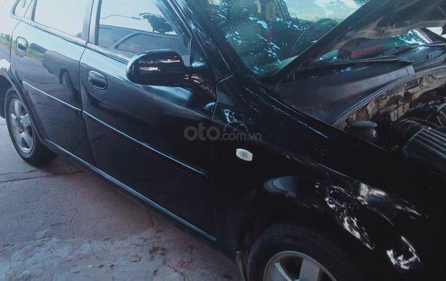 Bán Daewoo Lacetti đời 2005, màu đen, xe chính chủ sử dụng5