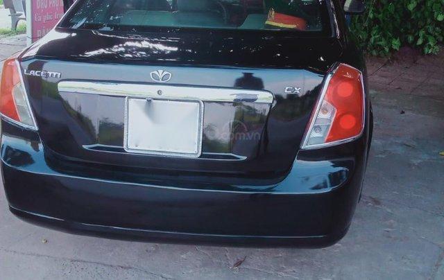 Bán Daewoo Lacetti đời 2005, màu đen, xe chính chủ sử dụng1