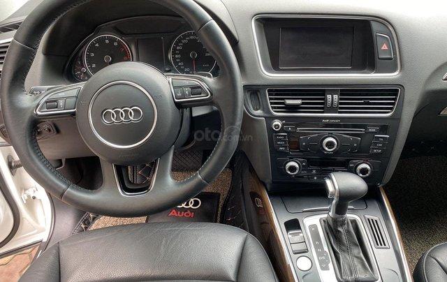 Bán xe Audi Q5 đời 2013 màu trắng, chính chủ5