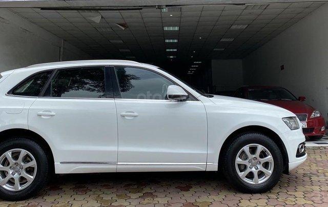 Bán xe Audi Q5 đời 2013 màu trắng, chính chủ3