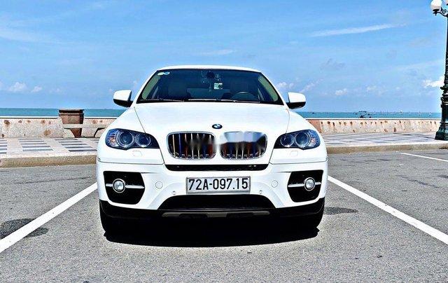 Bán xe BMW X6 năm 2011, xe nhập, giá tốt0