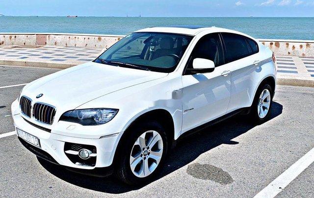 Bán xe BMW X6 năm 2011, xe nhập, giá tốt1