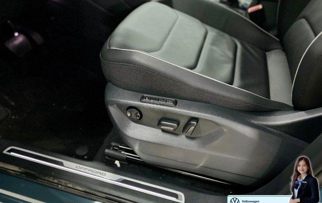Khuyến mãi giá tốt Tháng 9/2020 cho Tiguan luxury S màu xanh Petro - Phiên bản full option2