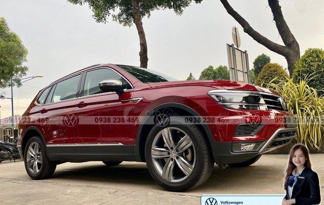Tiguan Luxury S màu đỏ - Phiên bản Offroad cao cấp nhất - SUV 7 chỗ nhập khẩu giá cực tốt tháng 9/20200
