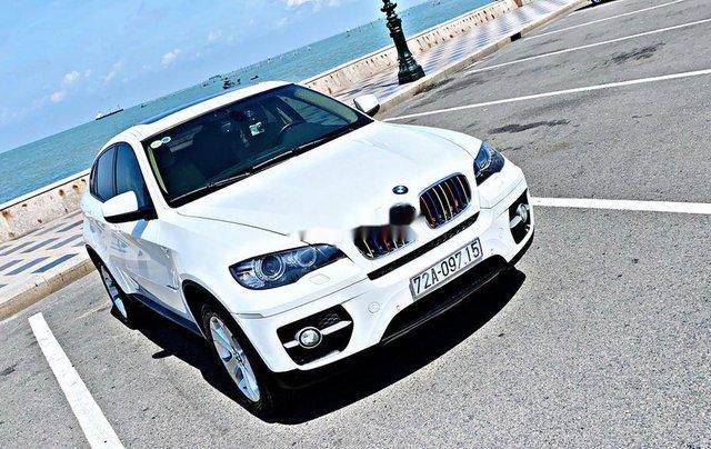 Bán xe BMW X6 năm 2011, xe nhập, giá tốt2