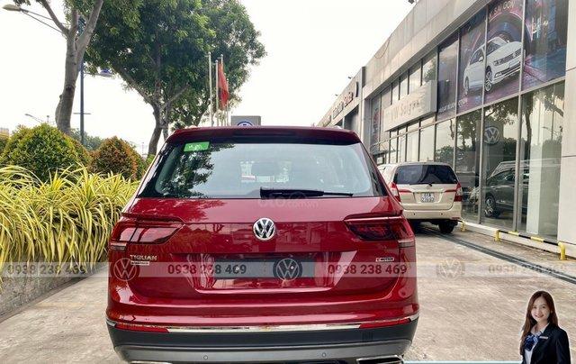 Tiguan Luxury S màu đỏ - Phiên bản Offroad cao cấp nhất - SUV 7 chỗ nhập khẩu giá cực tốt tháng 9/202010