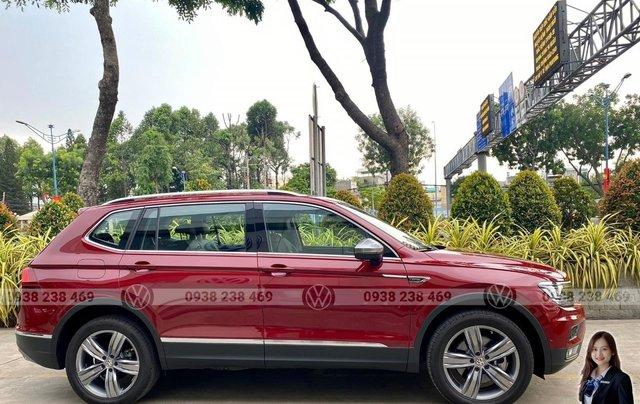 Tiguan Luxury S màu đỏ - Phiên bản Offroad cao cấp nhất - SUV 7 chỗ nhập khẩu giá cực tốt tháng 9/20207