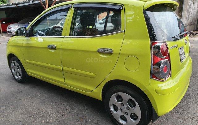 Bán Kia Morning đời 2012 số sàn nhập khẩu màu xanh còn mới4