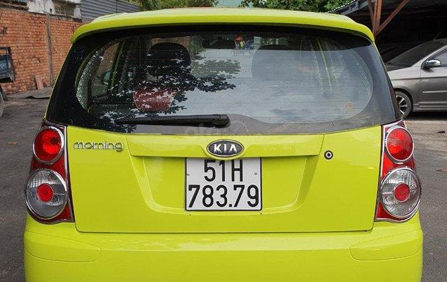 Bán Kia Morning đời 2012 số sàn nhập khẩu màu xanh còn mới3