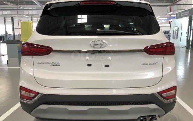 Hyundai SantaFe 2020 2.2D 1 cầu đang giảm giá sâu hot nhất thị trường9