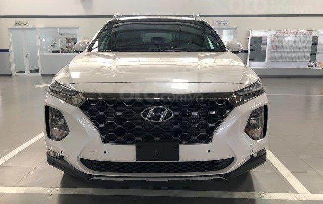 Xe Hyundai Santafe 2020 2.2D đang hot nhất thị trường giảm giá sâu liên hệ ngay1
