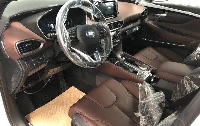 Xe Hyundai Santafe 2020 2.2D đang hot nhất thị trường giảm giá sâu liên hệ ngay4