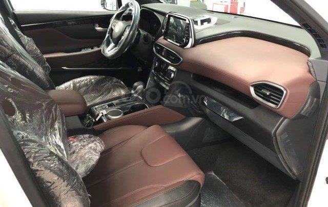 Xe Hyundai Santafe 2020 2.2D đang hot nhất thị trường giảm giá sâu liên hệ ngay5