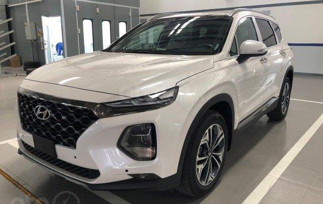 Xe Hyundai Santafe 2020 2.2D đang hot nhất thị trường giảm giá sâu liên hệ ngay0