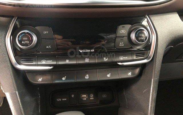 Xe Hyundai Santafe 2020 2.2D đang hot nhất thị trường giảm giá sâu liên hệ ngay9