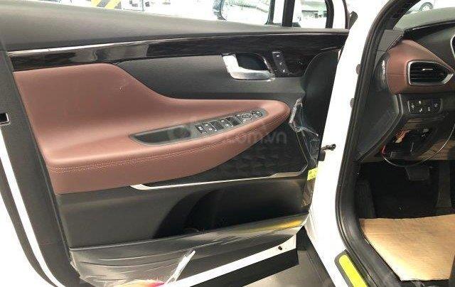 Xe Hyundai Santafe 2020 2.2D đang hot nhất thị trường giảm giá sâu liên hệ ngay8