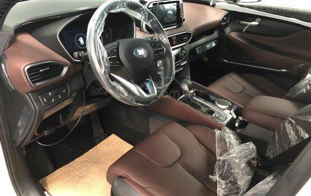 Bán xe Hyundai Santafe 2.2D 2020 số tự động giảm giá khủng tặng phụ kiện hấp dẫn chính hãng3