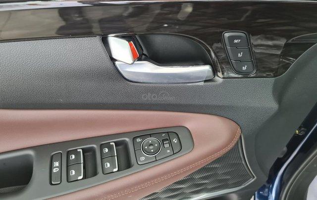 Bán xe Hyundai Santafe 2.2D 2020 số tự động giảm giá khủng tặng phụ kiện hấp dẫn chính hãng11