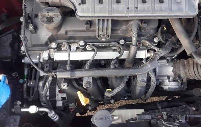 Bán xe Kia Picanto năm sản xuất 2013, màu đỏ còn mới 5
