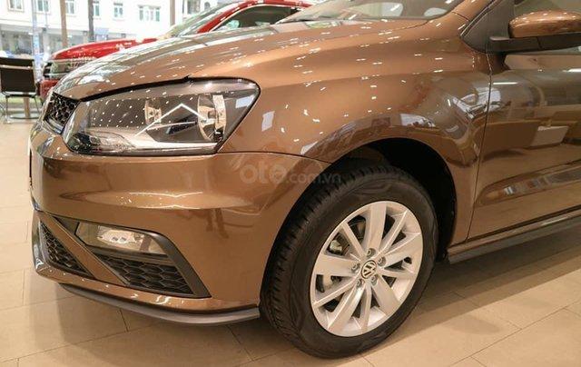 Volkswagen Sài Gòn - Polo Hatchback màu nâu - Khuyến mãi giá tốt giao xe ngay4