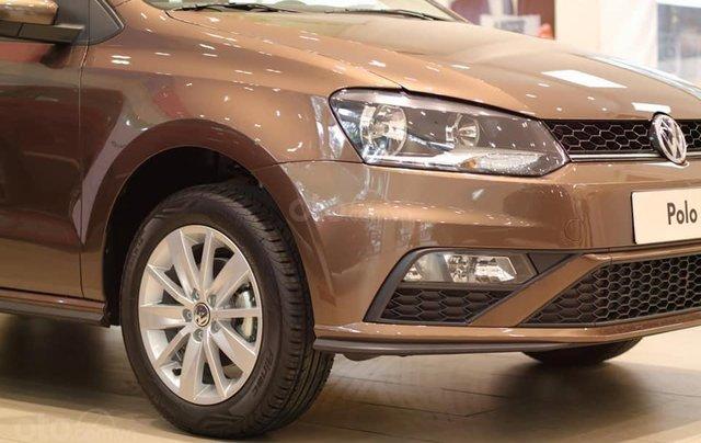 Volkswagen Sài Gòn - Polo Hatchback màu nâu - Khuyến mãi giá tốt giao xe ngay5