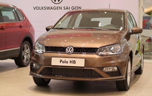Volkswagen Sài Gòn - Polo Hatchback màu nâu - Khuyến mãi giá tốt giao xe ngay6