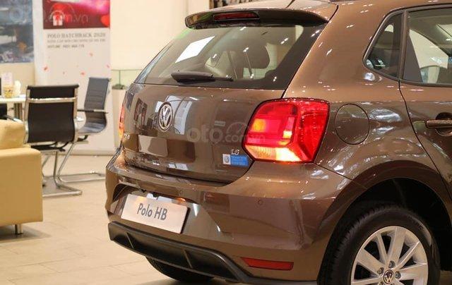 Volkswagen Sài Gòn - Polo Hatchback màu nâu - Khuyến mãi giá tốt giao xe ngay8
