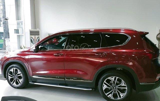 [Siêu khuyến mãi] Hyundai Santafe 2020 giảm ngay 50% thuế TB + quà tặng cực kỳ hấp dẫn, trả trước 200 triệu nhận ngay xe2