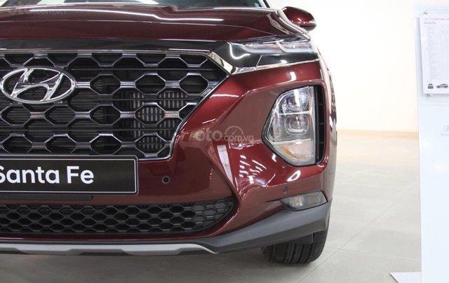 [Siêu khuyến mãi] Hyundai Santafe 2020 giảm ngay 50% thuế TB + quà tặng cực kỳ hấp dẫn, trả trước 200 triệu nhận ngay xe1