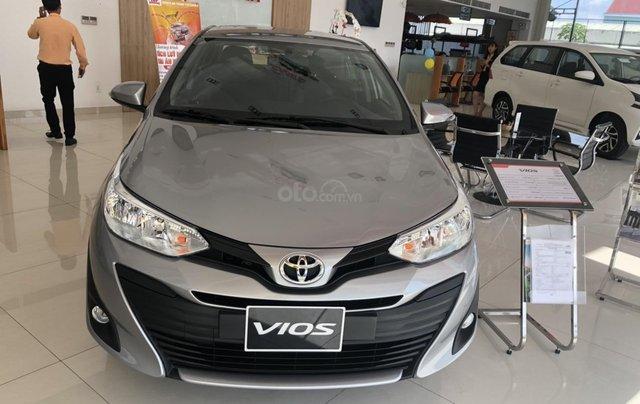 Toyota Vios 1.5 số sàn - mua trả góp với 119 triệu - khuyến mãi ngay tiền mặt0
